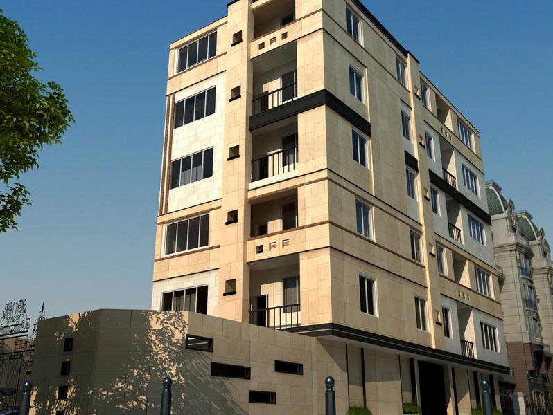 تاثیر طراحی نمای ساختمان بر زیبایی شهر
