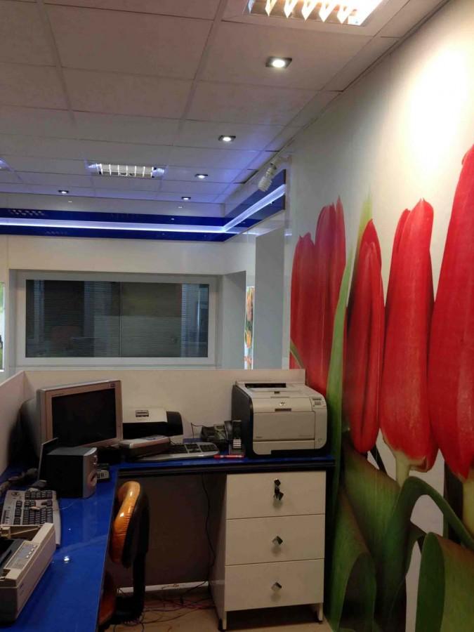 طراحی داخلی آزمایشگاه