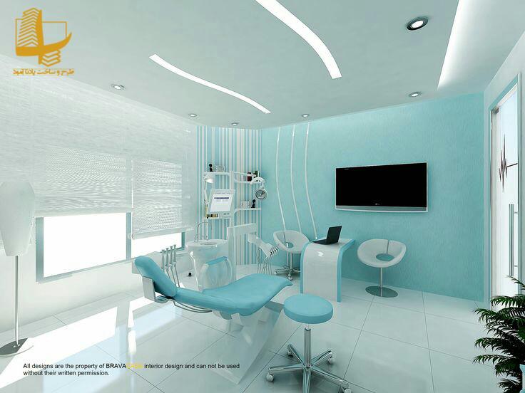 for Dental clinic interior design concept