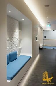 اصول طراحی داخلی مطب