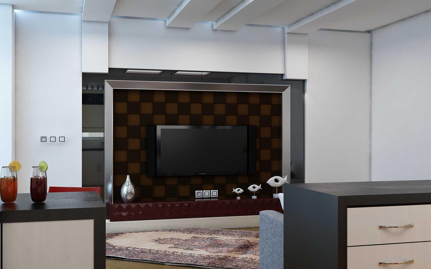 طراحی داخلی گیشا