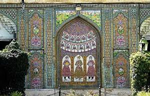 نمای سنتی ایرانی