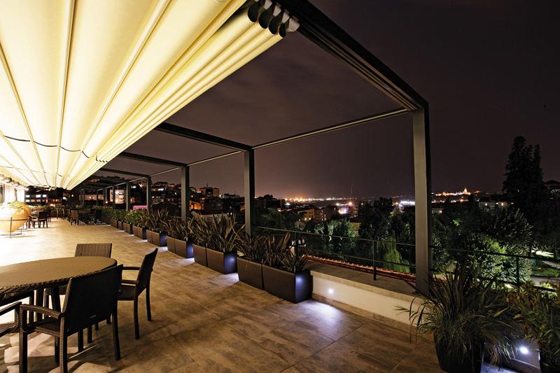 سقف متحرک